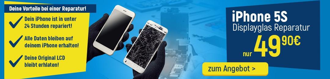 iPhone 5S Display Reparatur Service
