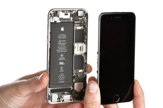 iphone 6 display abnehmen