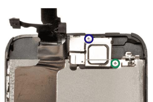 sensor flexkabel entfernen