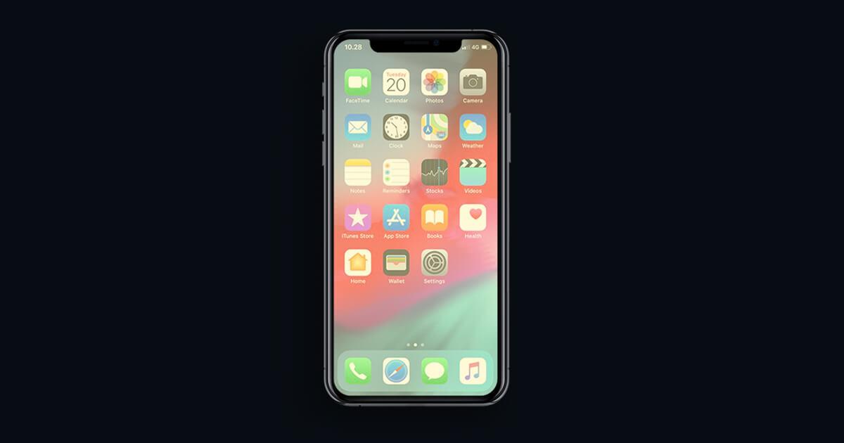 farbstich auf iphone beheben