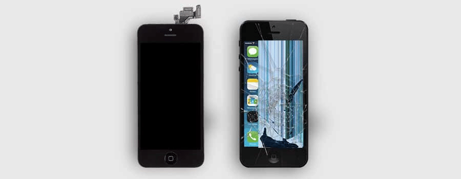 iphone 5 display tauschen anleit