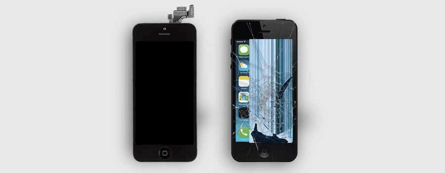 iphone 5 display tauschen anleit