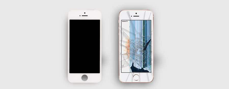 iphone 5s se display tauschen an 1