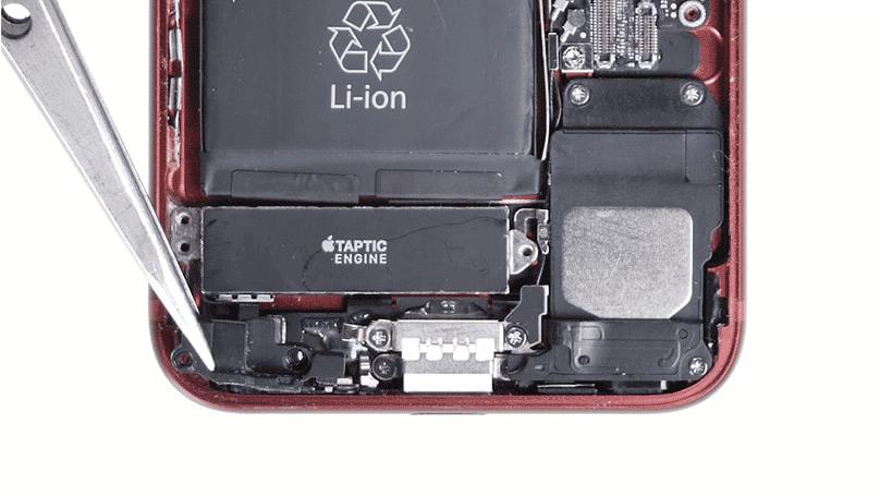 iphone 7 entlueftung entfernen