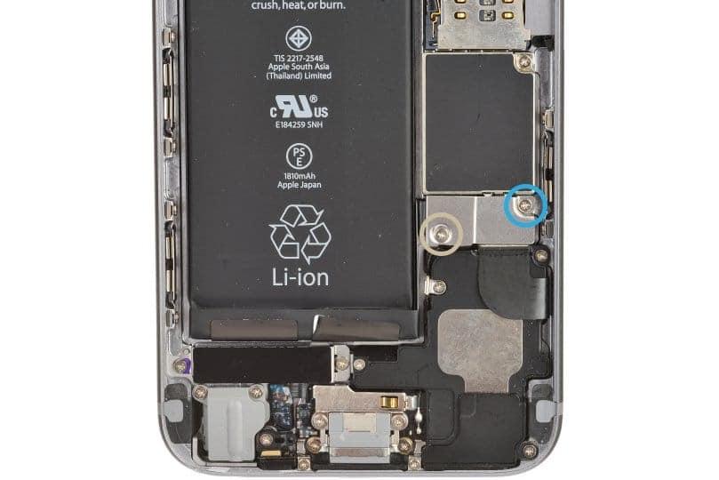 iphone6 display tauschen schritt