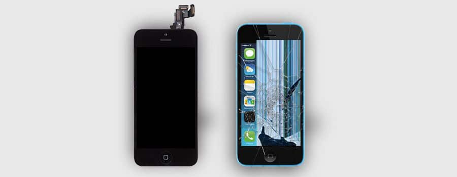 iphone 5c display tauschen