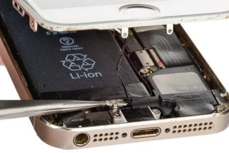 iphone 5s se homebutton verbindu