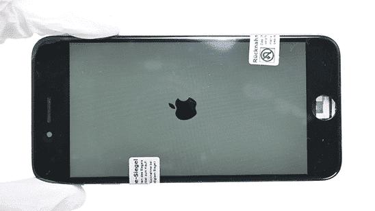 iphone display testen 4