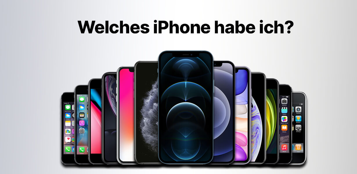 iphone modell bestimmen alle iphone generationen im überblick