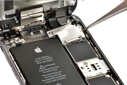 iphone6s displaykabel abdeckung