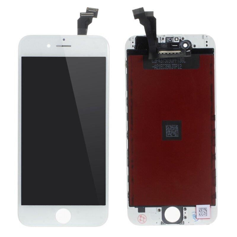 iphone 6 display kaufen wei original ersatzteil 39 90. Black Bedroom Furniture Sets. Home Design Ideas